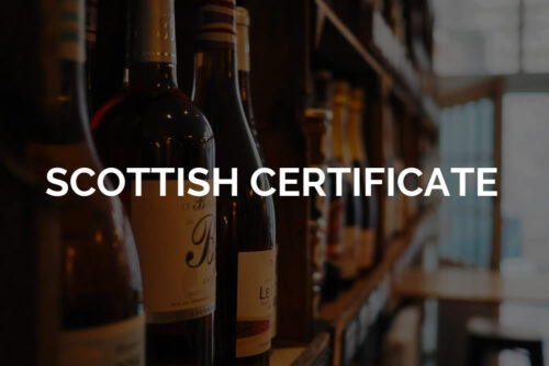 Protected: SAINSBURYS: Scottish Certificate for Personal Licence Holders (Refresher) at SCQF Level 6 (SCPLHR6V2)